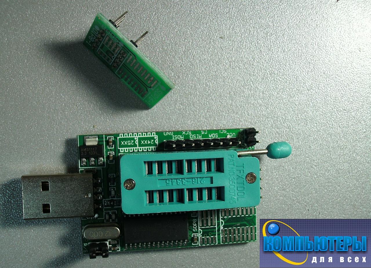 Программатор для чипов samsung схема