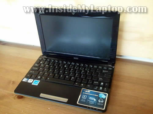 ASUS Eee PC - Specifications