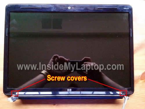 Как заменить экран на ноутбуке HP Pavilion dv5 (2)