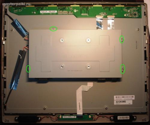 монитора Acer AL2017.