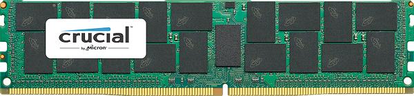 Серверный модуль Crucial LRDIMM ёмкостью 32 Гбайт