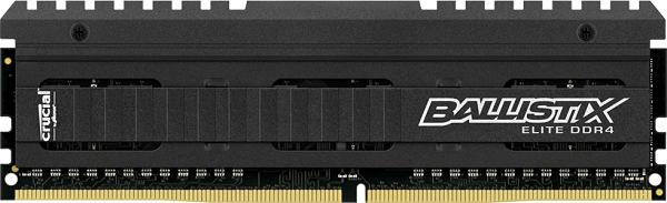 Модуль Crucial Ballistix Sport LT ёмкостью 16 Гбайт