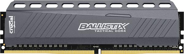 Модуль Crucial Ballistix Tactical ёмкостью 16 Гбайт