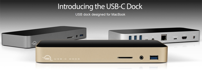 OWC USB-C Dock