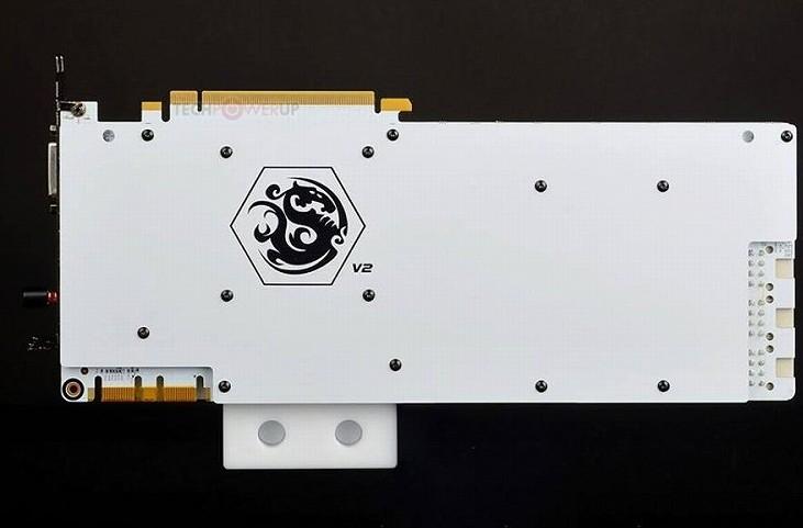 GeForce GTX 980 Ti HOF Liquid Cooled Edition