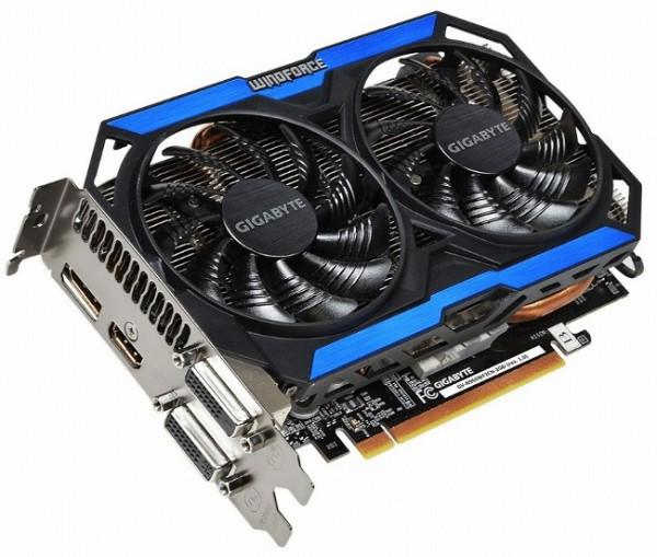 Gigabyte GeForce GTX 960 (GV-N960WF2CN-2GD)