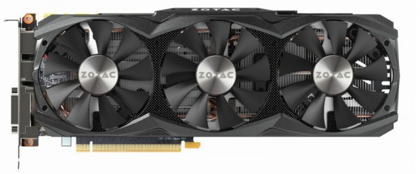 Zotac GeForce GTX 980 Ti AMP!