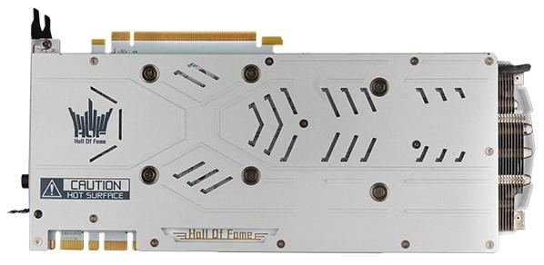 GALAX GeForce GTX 980 Ti HoF OC