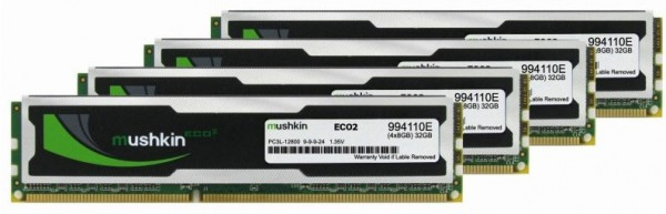 Mushkin ECO2 DDR3