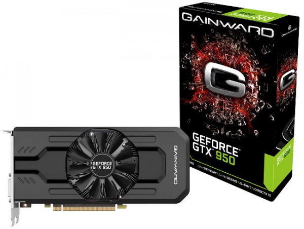 Gainward GeForce GTX 950
