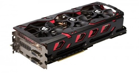PowerColor Devil 13 Dual Core R9 390 (AXR9 390 II 16GBD5)