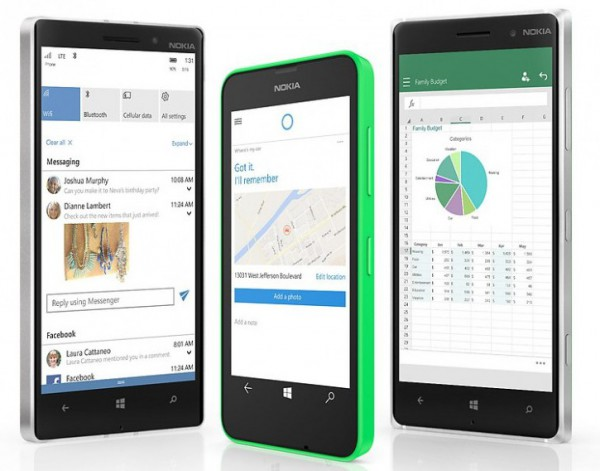 Microsoft Lumia