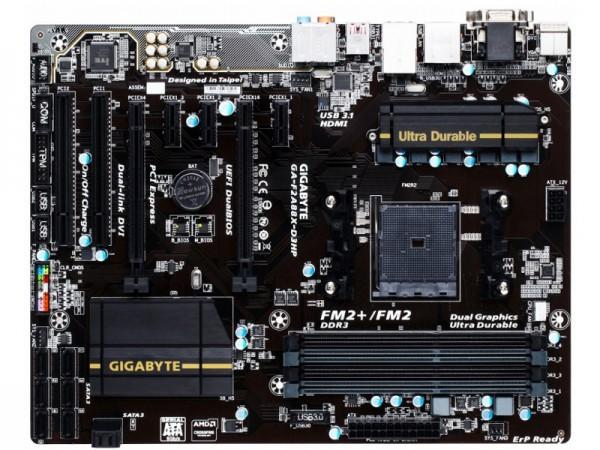 Gigabyte GA-F2A88X-D3HP