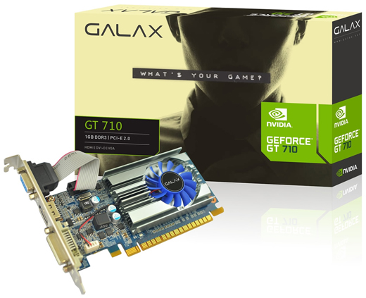 Galax GeForce GT 710