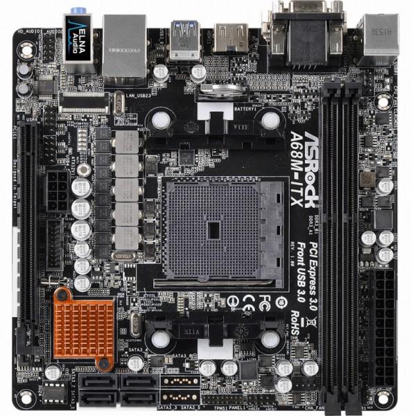 ASUS A68M-ITX