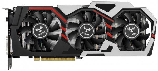 iGame GTX1070 U-TOP-8G