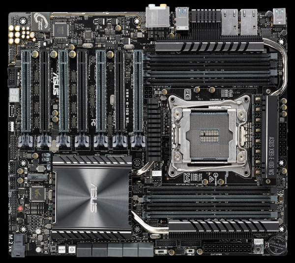 ASUS X99-E 10G WS