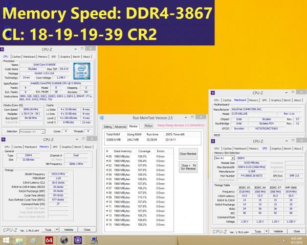 G.Skill Trident Z DDR4-3866