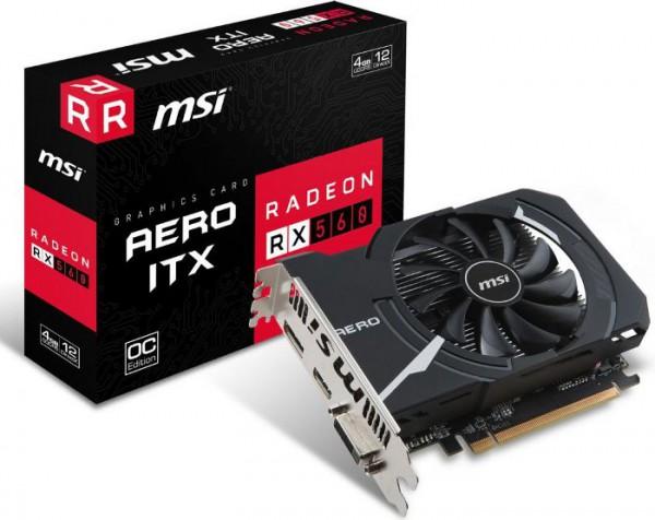 MSI Radeon RX 560 Aero
