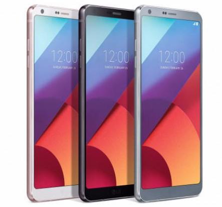 LG G6 Pro и G6 Plus