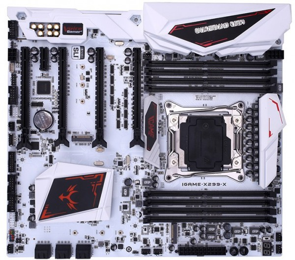 Colorful iGame X299 Vulcan X