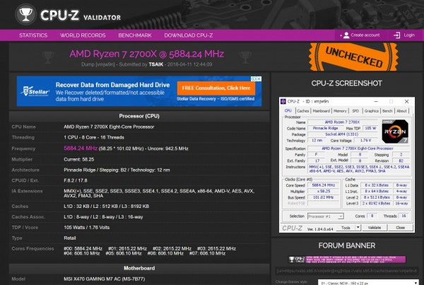 AMD, Ryzen 7 2700X, Ryzen 5 2600X