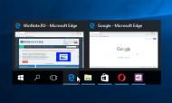 Иллюстрация к новости Как отключить миниатюры открытых приложений в панели задач Windows 10