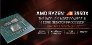 Иллюстрация к новости AMD выводит на рынок 16-ядерный процессор Ryzen 9 3950X