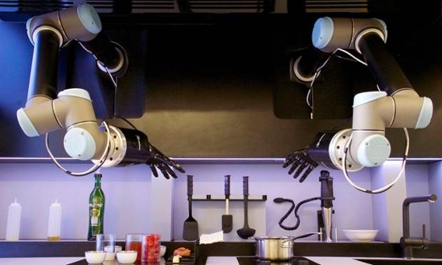 Робот шеф-повар