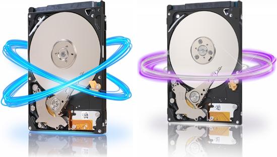 Seagate HDD 2.5
