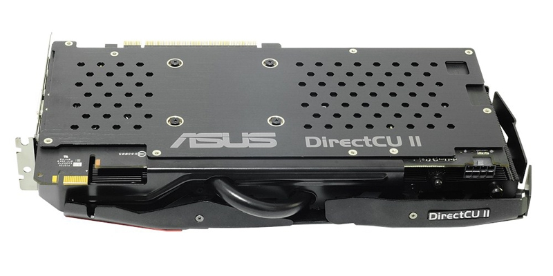 ASUS GeForce GTX 960 DC2OC Black Edition