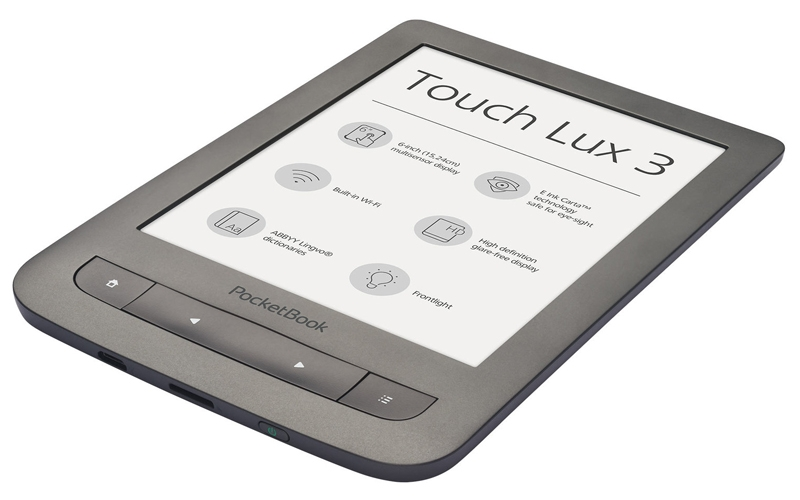 Ридер PocketBook Touch Lux 3
