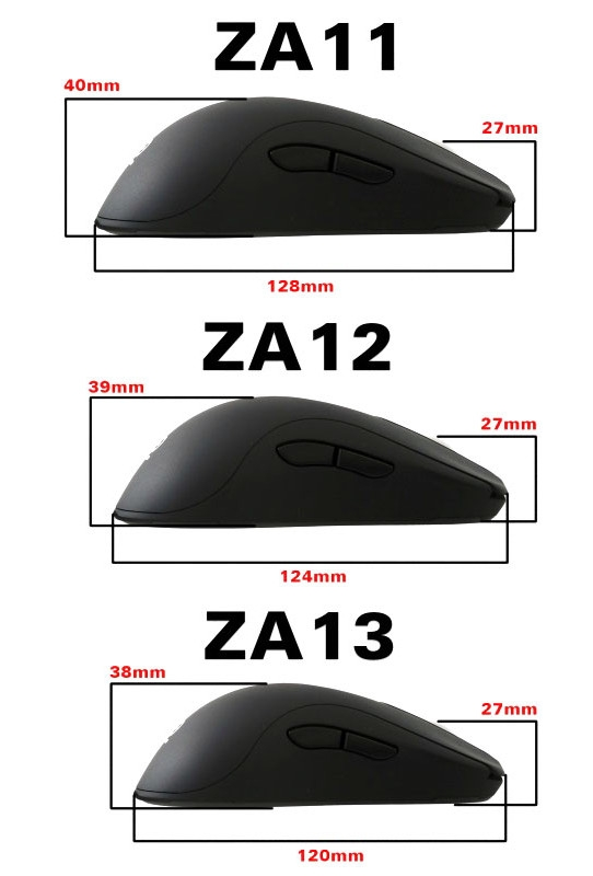 Zowie Gear ZA Series