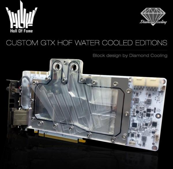 Galax GeForce GTX 980 HOF Watercooled 4GB