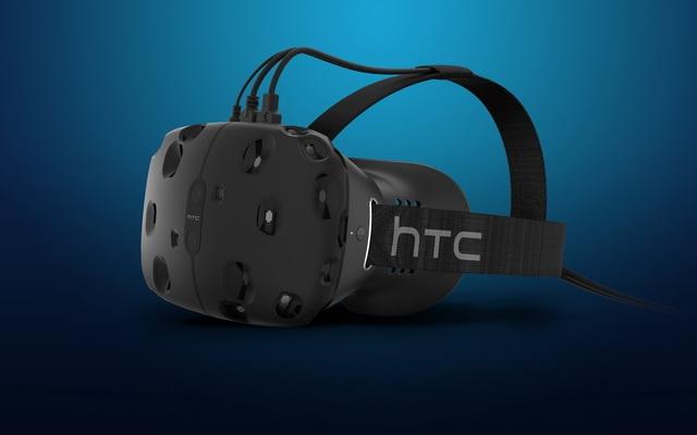 VR-шлем HTC Vive