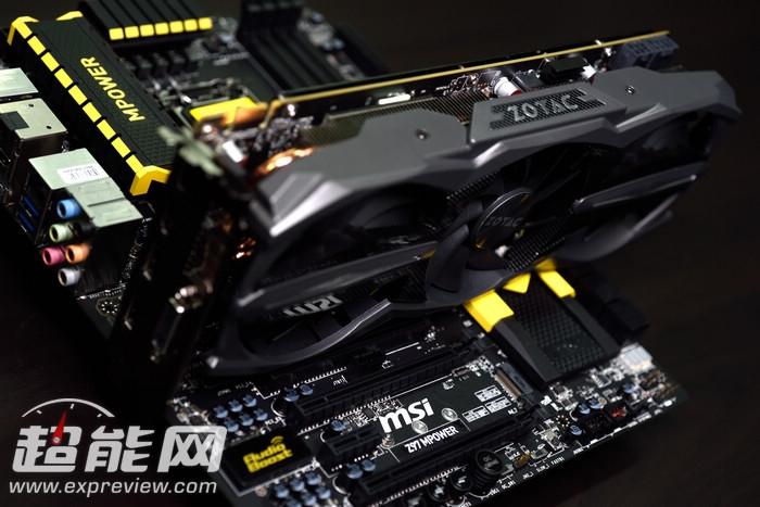Zotac GeForce GTX 960 Extreme 3D Storm
