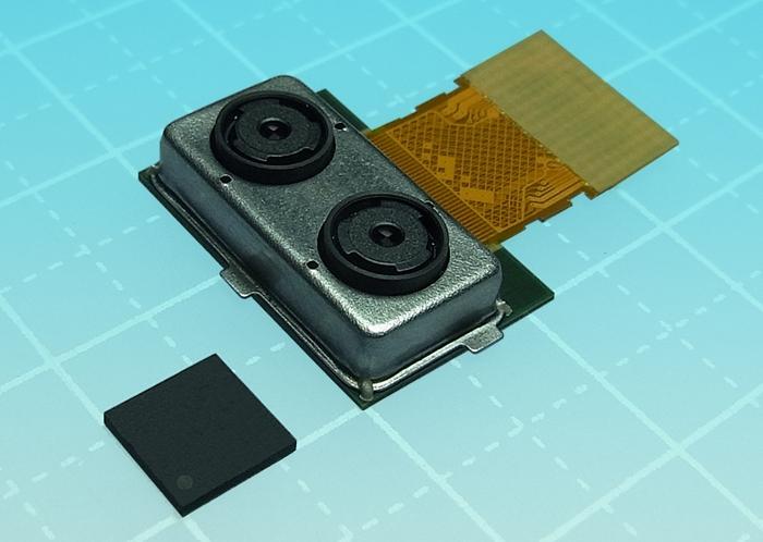 Сдвоенный модуль камеры Toshiba (фото производителя)