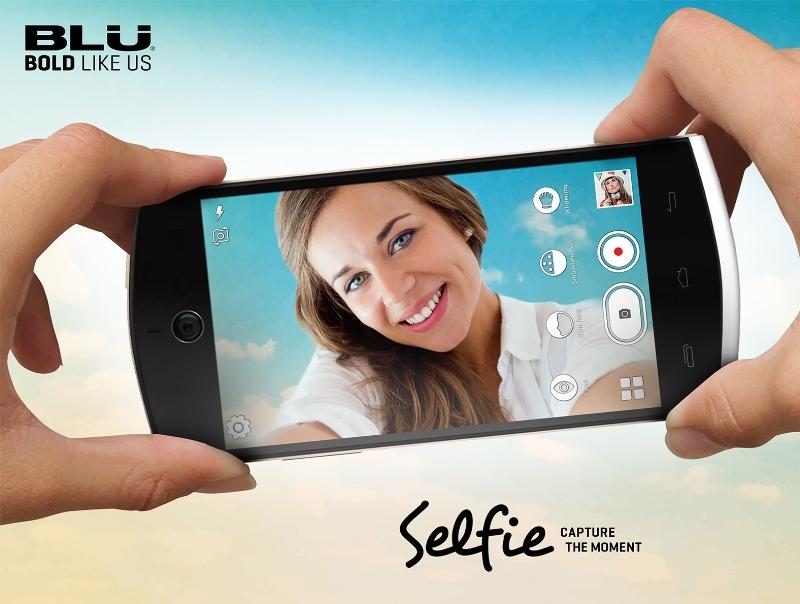 Смартфон Selfie