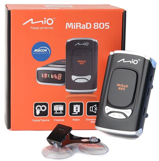 MiRaD 805 и 865