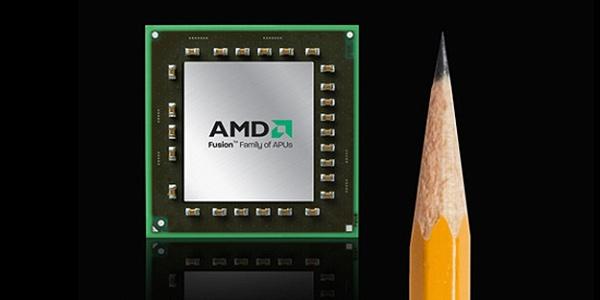 Система на чипе AMD Fusion