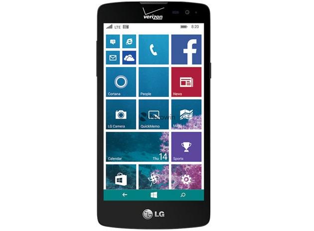 ����� � ����� �������������� ���������� �� Windows Phone ������� LG