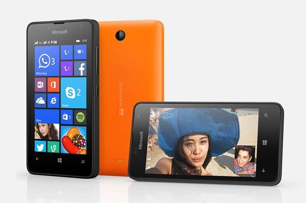 Lumia 430 Dual SIM - самый доступный смартфон Microsoft
