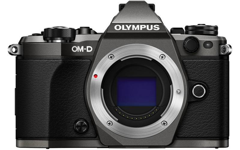 Olympus OM-D E-M5 Mark II Titanium