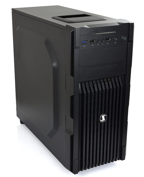 SilentiumPC Gladius M20 Pure Black