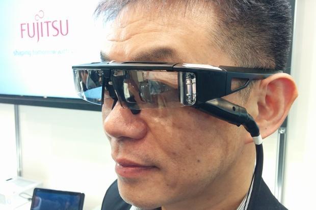 Очки Fujitsu