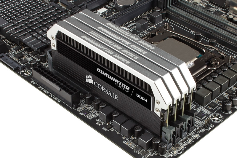 DDR4 Corsair 128 Гбайт