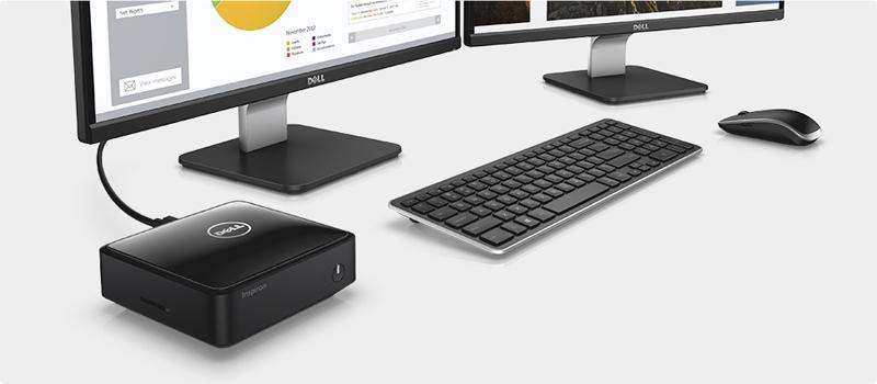 Неттоп Dell Inspiron Micro