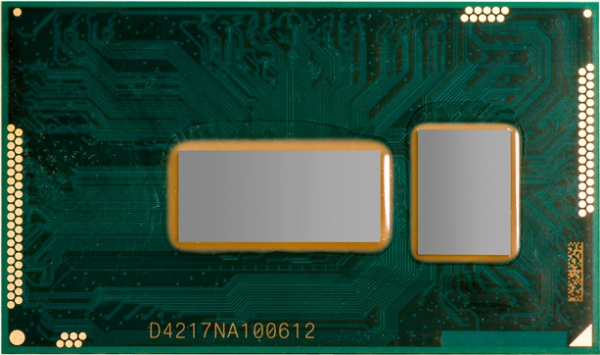 Микропроцессор Intel Core M c интегрированным набором логики
