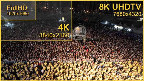 8K-телевизоры