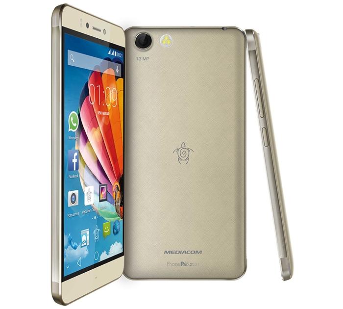 Смартфон Mediacom PhonePad Duo S531